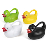 Plastic Duck Watering Cans 4pk  small