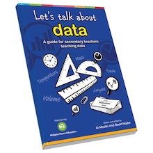 Let's Talk About Data Book And CD  medium