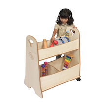 Toddler Storage Trolley  medium