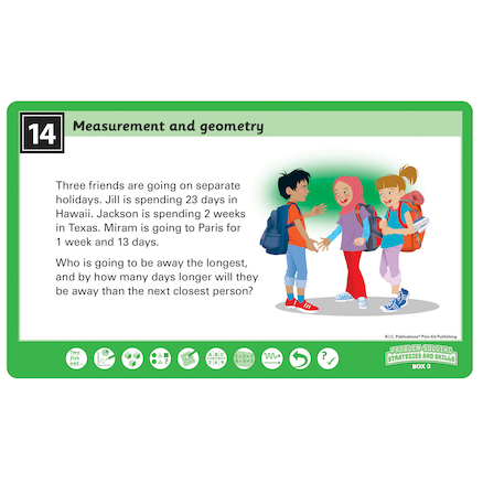 Problem Solving Skills Measure \x26 Geometry  large