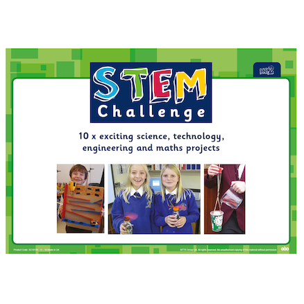 STEM Challenge Cards \- KS2  large