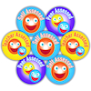 Self\/Peer\/Teacher Assessed Stickers 125pk  small