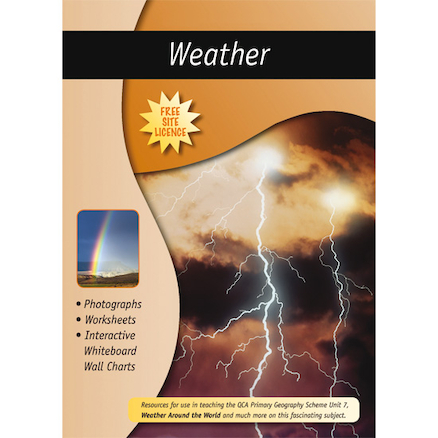 Interactive Weather Resources CD  large