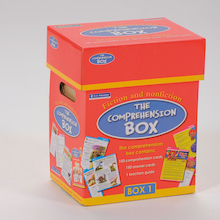 Reading Comprehension Boxes  medium