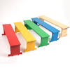 Folding Gymnastics Timber Bench  small