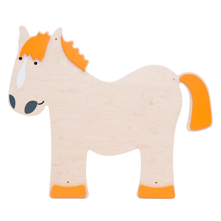 Playscapes Horse Wall Decoration  large