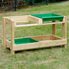 Wooden Tray Activity Centre  small