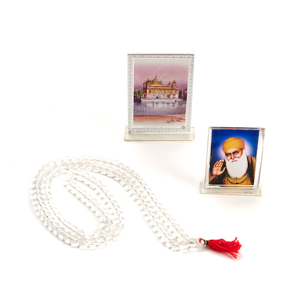 Sikhism Artefacts Collection  large