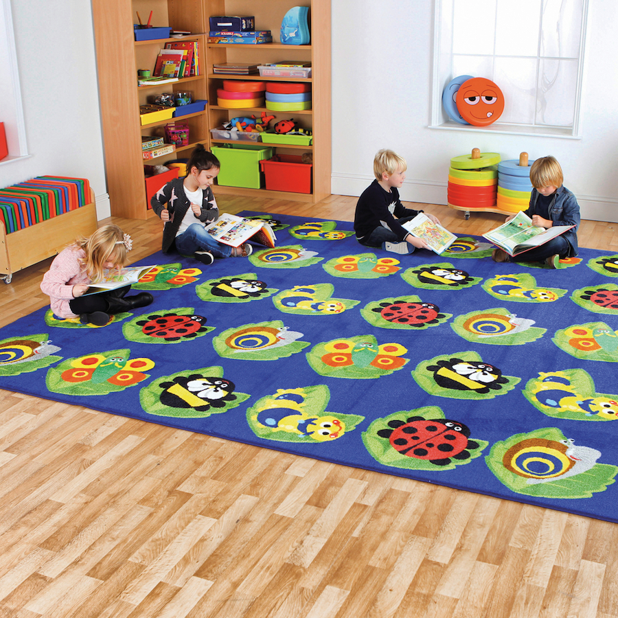 Buy Back to Nature Square Floor Mat L3 x W3m : TTS