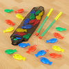 Floating Fish Number Fishing Set 1\-30 32pcs  small