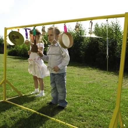 Early Years Outdoor Music Frame  large