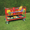 Heavy Duty Outdoor Storage Trolley  small