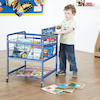 Wirework Large Kinderbox Trolley H67 x D55 x W55cm  small