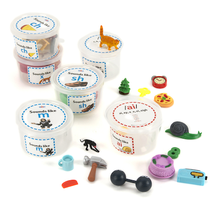 44 Sound and Spelling Phonics Tubs  large