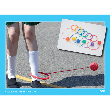 Moving Grooving Maths Activity Cards  large
