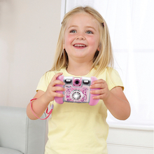 Kidizoom Duo Robust Child Friendly Camera Pink  medium
