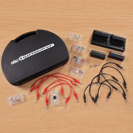 Rechargeable Electricity Kit and Hubs  large