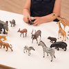 Detailed African Animals and Their Young Set 14pcs  small