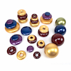 Metallic Pebbles, Donuts and Spheres Special Offer  small