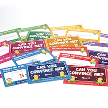 Can You Convince Me? Activity Cards Buy All  medium