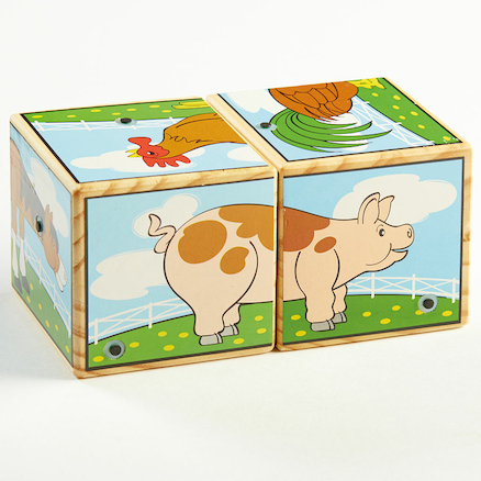 Matching Sound Blocks Puzzle  large