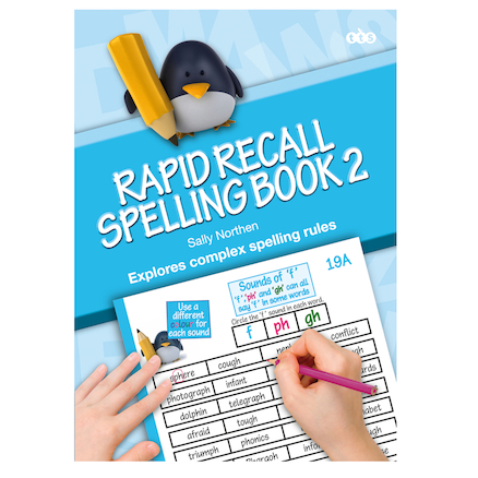 Rapid Recall Book 2 \- Spelling  large