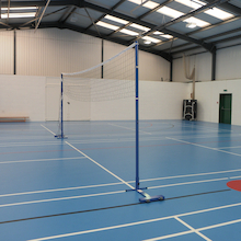 Badminton and Volleyball Combination Posts  medium