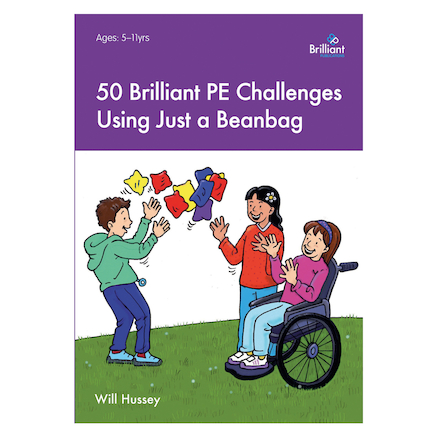KS1 and KS2 PE Challenges Books 3pk  large