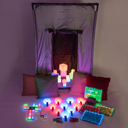 3 \- 4 Light Up Learning Sensory Zone  large