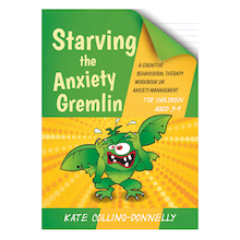 Starving the Anxiety Gremlin Workbook  medium