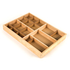 Rustic Wooden Sorting Tray  small