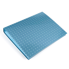 Pukka Metallic Ring Binder Folders  medium