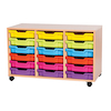 VALUE 18 Tray Storage Unit with Trays  small
