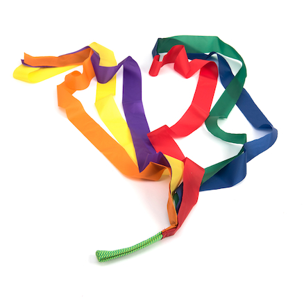 Holding Dance Streamers 6pk  large
