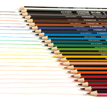 Staedtler Noris Colouring Pencils Assorted   medium