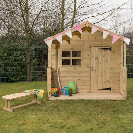 Childrens Outdoor Playhouse  large