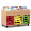 Kinderbox with 12 Shallow Trays  small