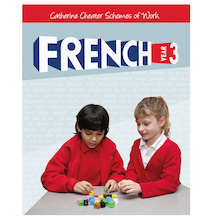 Catherine Cheater Schemes of Work For French  medium