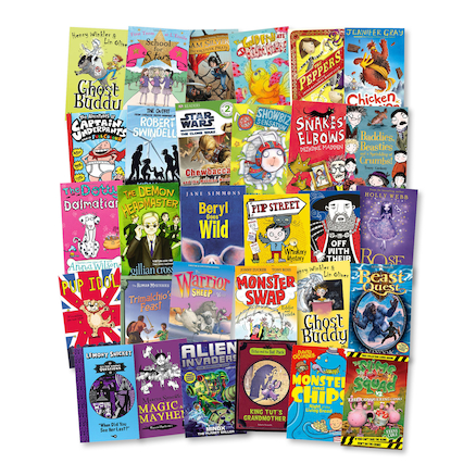 Classroom Collection Book Packs 30pk  large