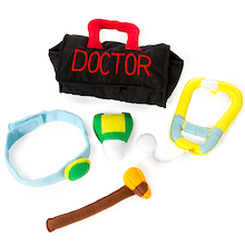 Doctors Soft Dress Up Set  medium
