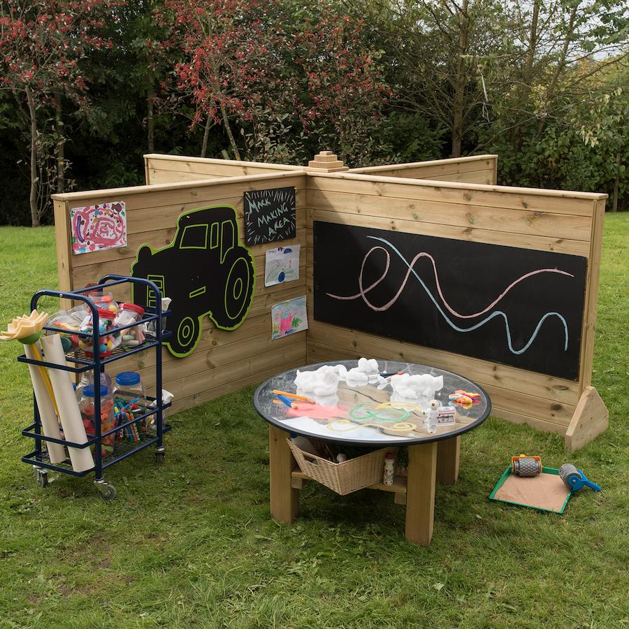 Buy outdoor wooden divided rooms tts for Outdoor rooms uk