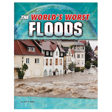 Natural Disasters Book Pack 8pk  medium