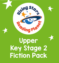 Reading Planet KS2 Upper Fiction Pack  medium