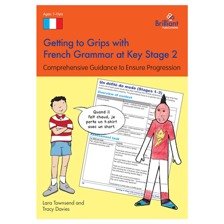 Getting to Grips with Teaching French Grammar  large