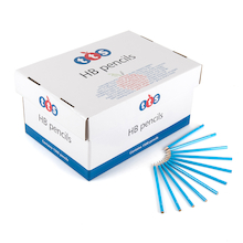 TTS HB Pencils 3000pk & 10 FREE Sharpeners  medium