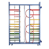 Kaleidoscope 3 Sided Gym Climbing Frame  small