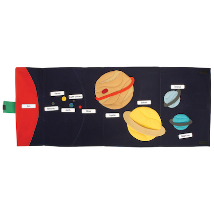 Solar System Wall Hanging  large