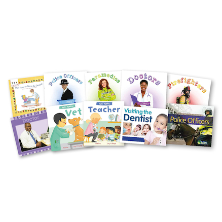 Early Years Helpers In our Community Books 10pk  large