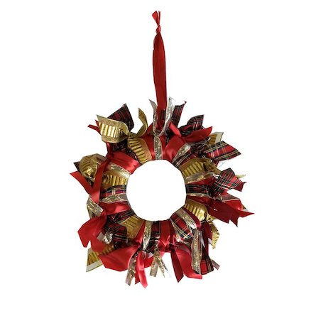 Polystyrene Wreaths 10pk  large