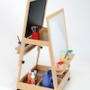 Double Reversible Adjustable Easel  small